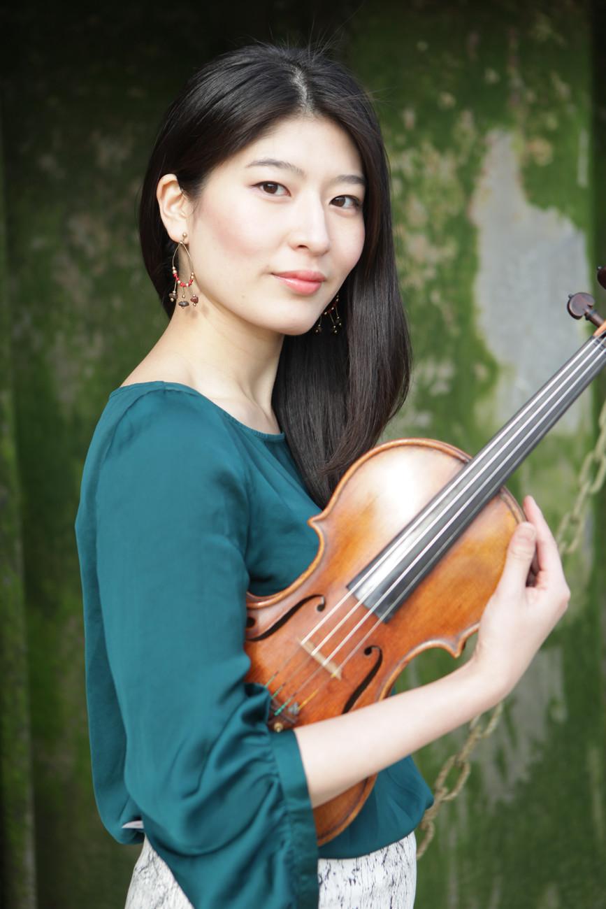 haru ushigusa violin 8