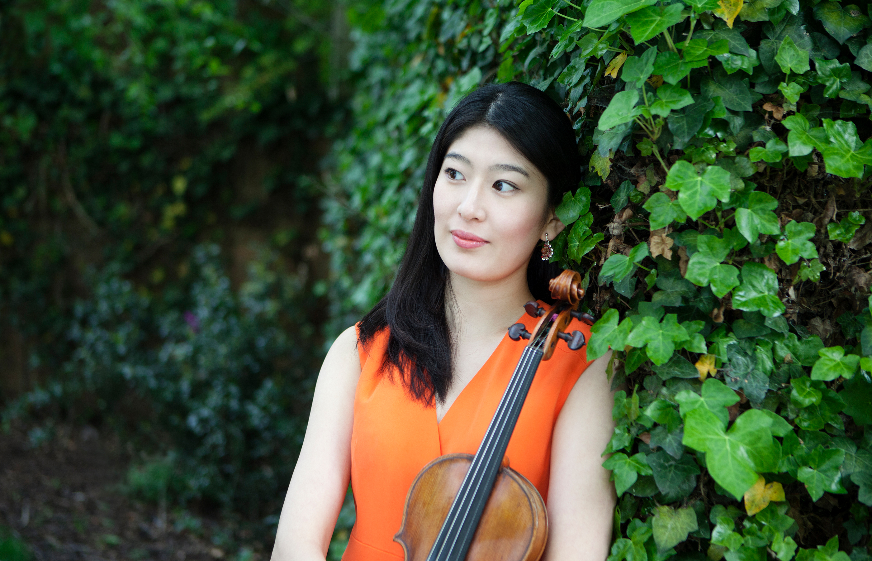 haru ushigusa violinist london